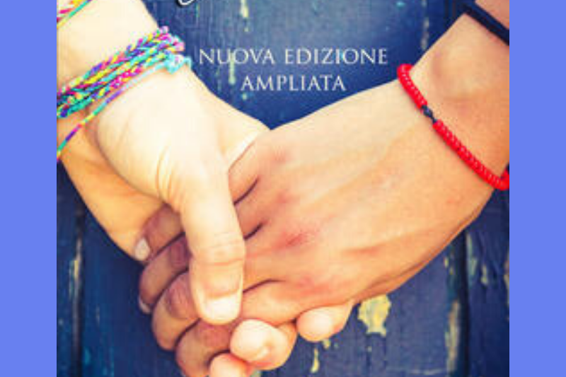 """""""L'Azzurro dell'Amicizia"""", di Imma Pontecorvo"""