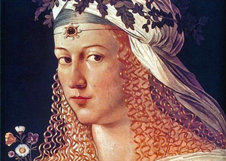 Lucrezia Borgia una donna sfuggita alla storia ed entrata nel mito.