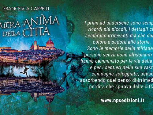 Presentazione libro L'altra anima della città di Francesca Cappelli