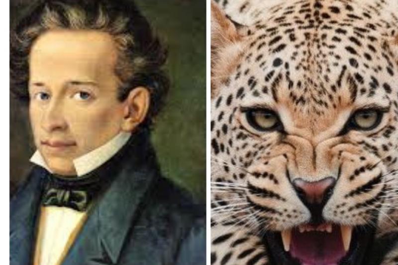 Leopardi (Giacomo e Bantù) di Lucio Sandon
