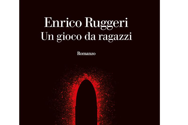 Un gioco da ragazzi di Enrico Ruggeri . Presentazione libro.