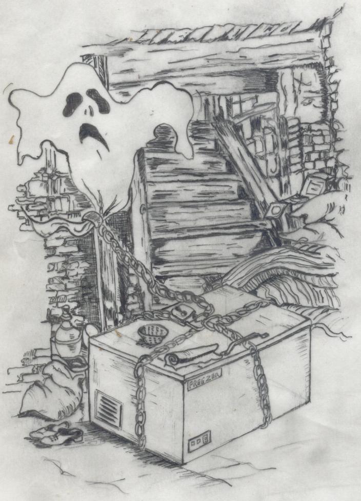 Disegno del Maestro Roberto Rosatelli