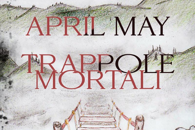 """Segnalazione libro:"""" April May – Trappole Mortali"""", di Chris Greeceman"""