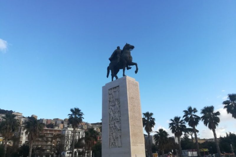 Armando Diaz, un napoletano che salvò l'Italia.