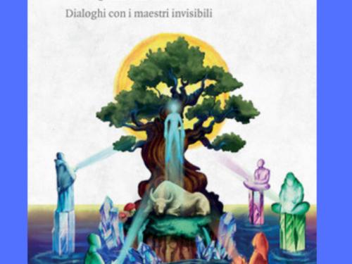 """""""Il Libro della Grandezza – Dialoghi con i Maestri Invisibili"""", di Andrea Panatta."""
