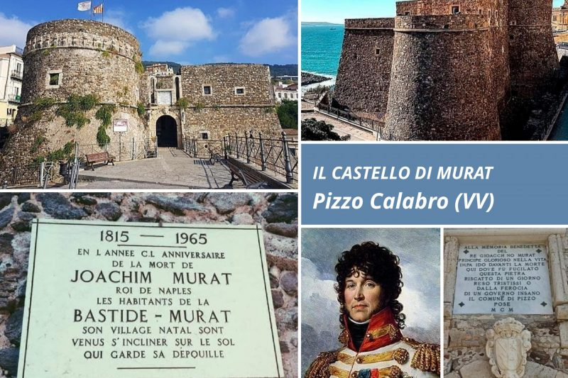 Il Castello Murat: maniero aragonese, prigionia del Re di Napoli