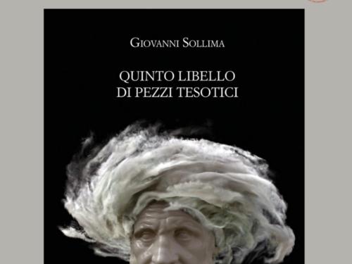 """Segnalazione libro: """"QUINTO LIBELLO DI PEZZI TESOTICI"""", di Giovanni Sollima"""