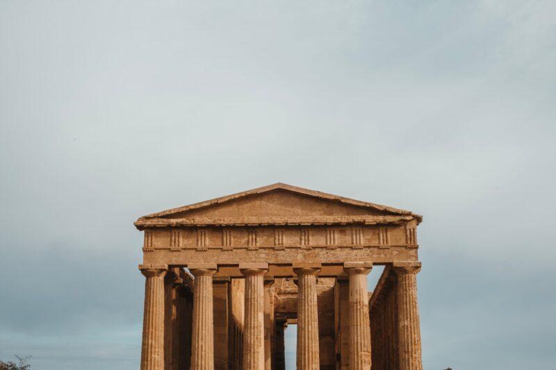 LE MERAVIGLIE D'ITALIA – AGRIGENTO