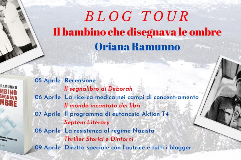 """Blog tour """" Il bambino che disegnava le ombre"""", Oriana Ramunno. Seconda tappa : LA RICERCA MEDICA NEI CAMPI DI CONCENTRAMENTO DI JOSEF MENGELE"""