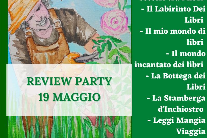 Dal letame nascono i fiori, Vincenzo Galati. Review party.