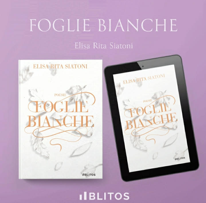 Foglie bianche di Elisa Rita Siatoni . Cover Reveal