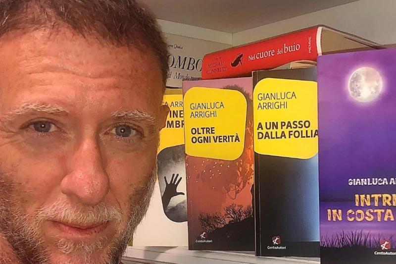 """Editoria, Arrighi lascia CentoAutori. Lo scrittore romano: """"È tempo di cambiamenti, ho bisogno di intraprendere nuovi percorsi"""""""
