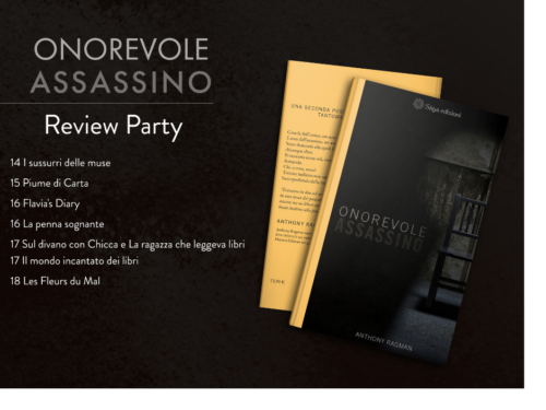 """""""Onorevole Assassino"""", di Anthony Ragman –  Review Party"""