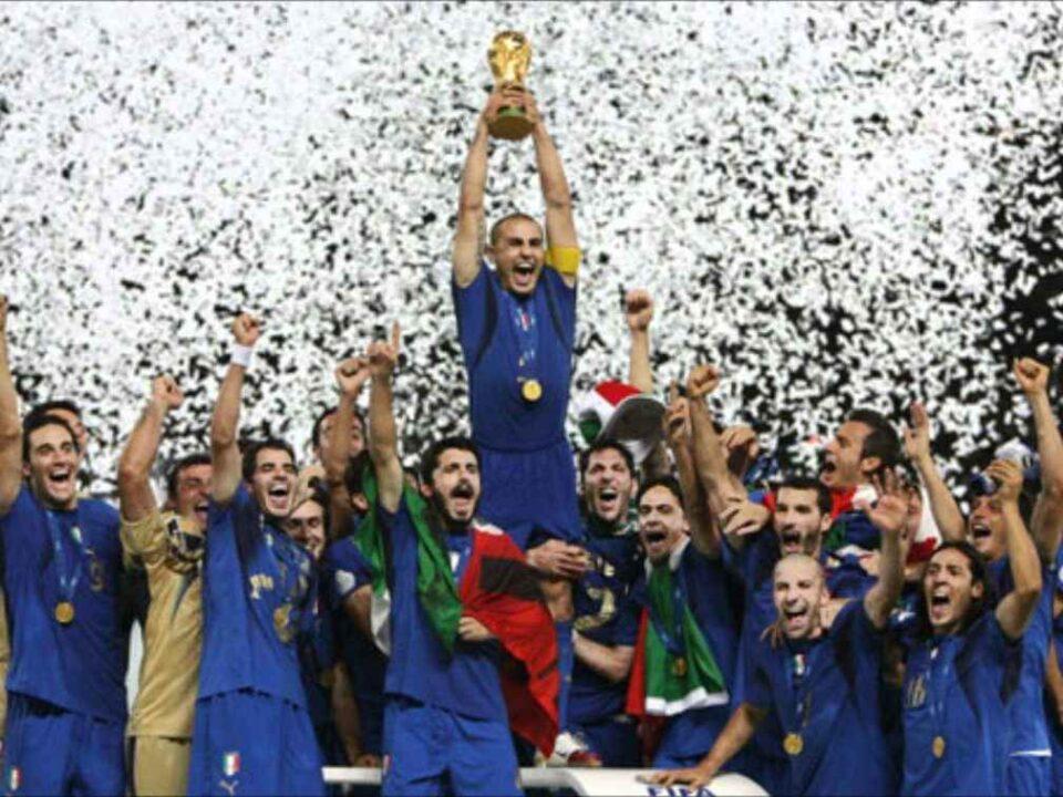 ACCADDE OGGI : 9 LUGLIO 2006. L'ITALIA VINCE IL CAMPIONATO MONDIALE DI CALCIO