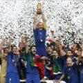OGGI : 9 LUGLIO 2006. L'ITALIA VINCE IL CAMPIONATO MONDIALE DI CALCIO. Articolo di Anna Gelardi