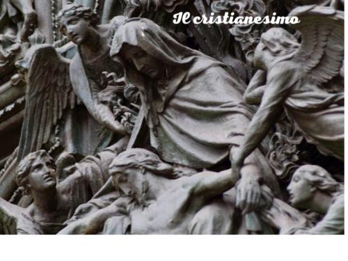 Le origini del cristianesimo a cura di Fabiana Manna