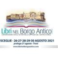 FESTIVAL LETTERARIO LIBRI NEL BORGO ANTICO DAL 26 AL 30 AGOSTO A BISCEGLIE