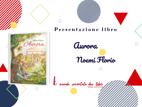 """Segnalazione Libro in Uscita: """"AURORA"""", di Noemi Florio"""
