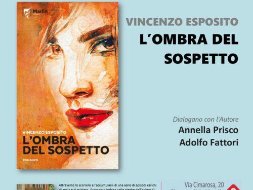 """""""L'ombra del sospetto"""": presentazione a Napoli"""