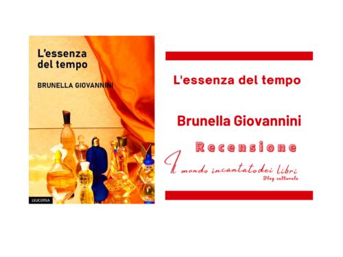 """""""L'Essenza del Tempo"""", di Brunella Giovannini"""